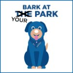 Bark at Your Park on September 26, 2020